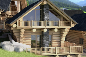 Chalet Ladis for 5 guests