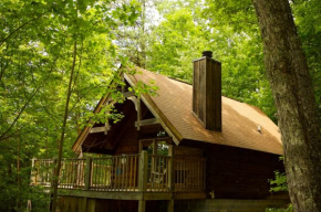 A Cabin In The Woods Pigeon Forge