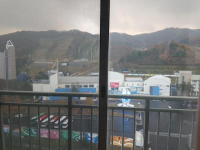 Sky Walk Sleep Apartment Pyeongchang-Gun