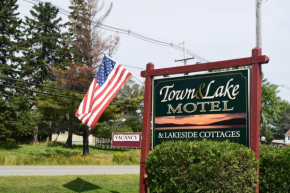 Town & Lake Motel & Cottages Rangeley