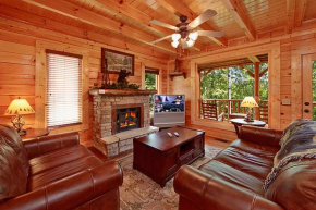 Rustic Retreat Pigeon Forge