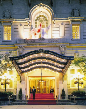 The Fairmont Palliser Calgary