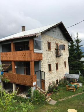 Macedonian Traditional House Yeti Mavrovo