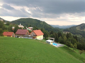 Apartments Za Grapo Cerkno