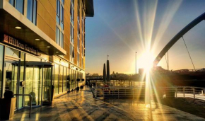 Hilton Garden Inn Glasgow City Centre Glasgow