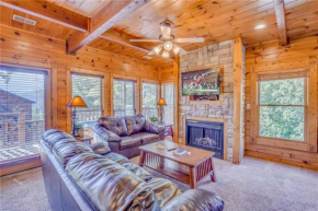 Heaven's View- Two-Bedroom Cabin Gatlinburg