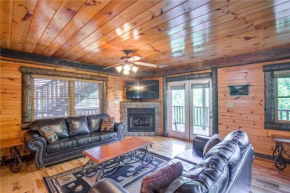 Pine Tree Lodge - Eight Bedroom Cottage Gatlinburg